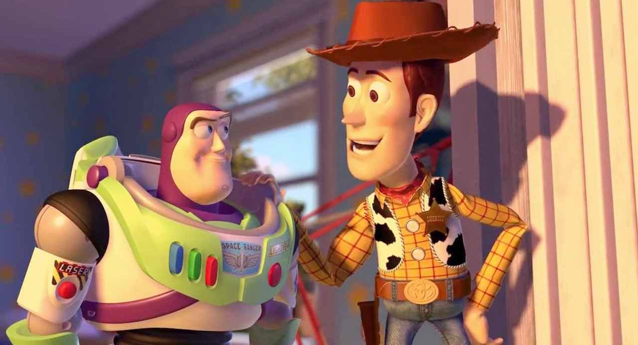 Toy Story 4 Woody Buzz latest