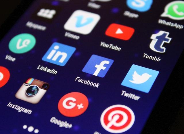 press release distribution thru social media