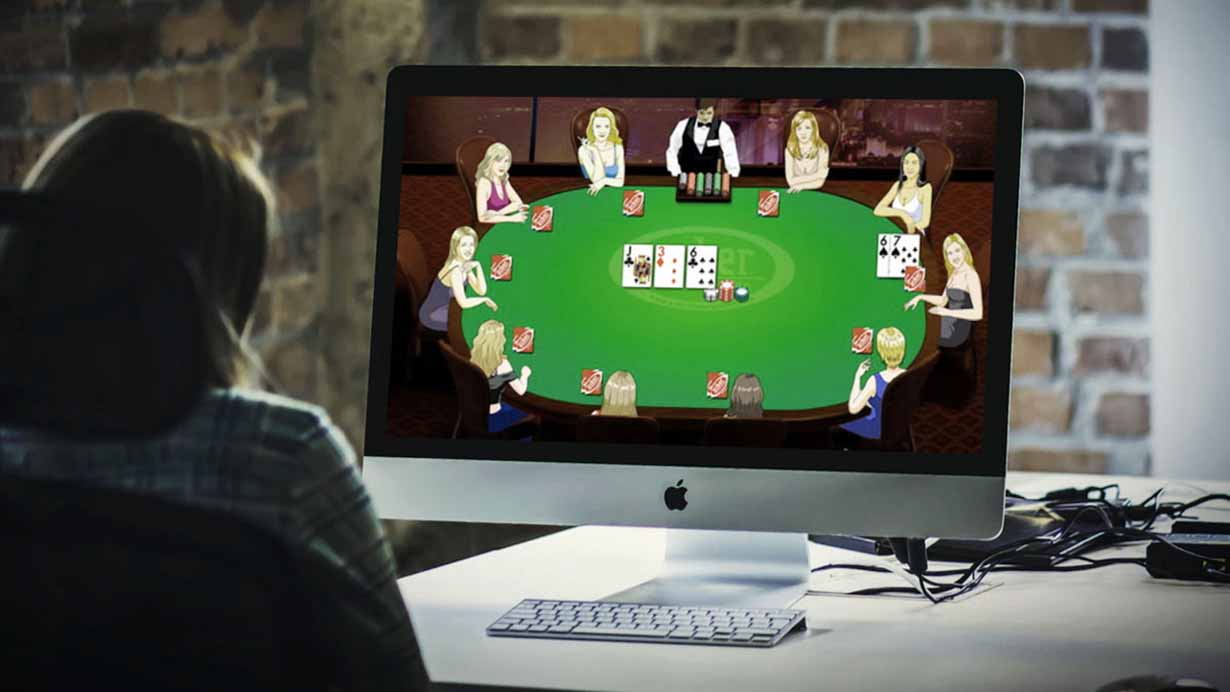 Online Poker California