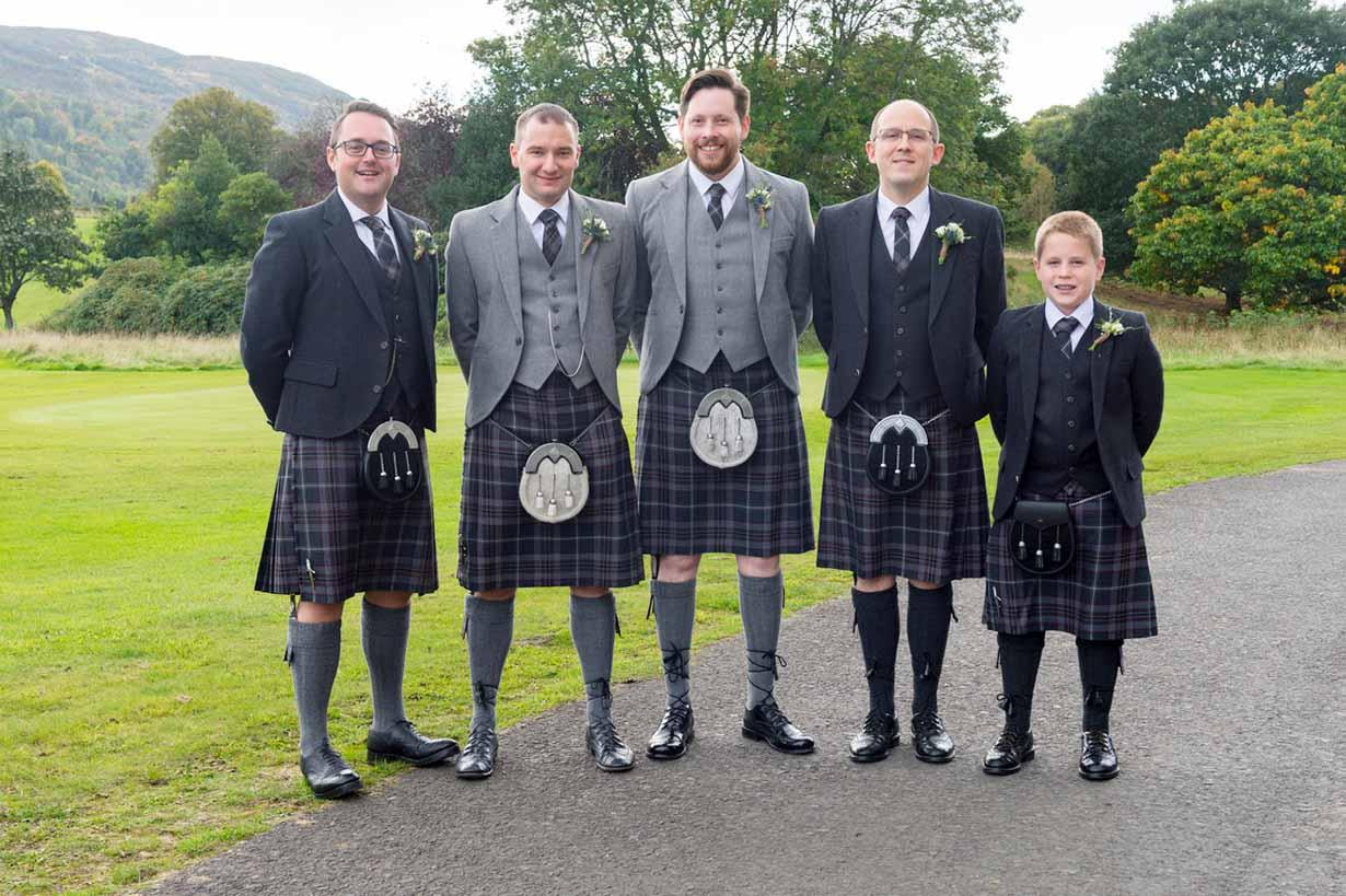 Scottish Kilt Fashion only for Men