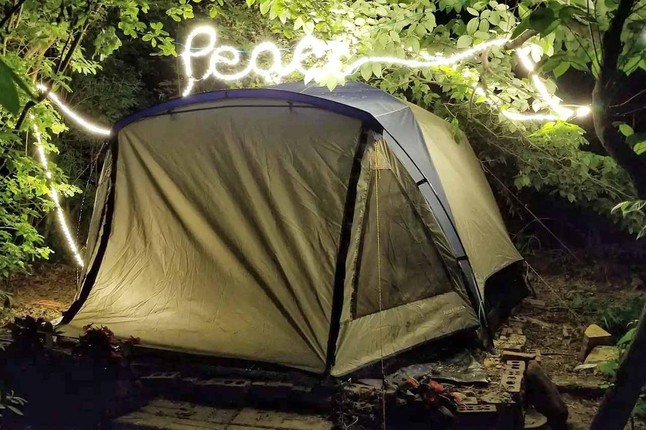 Atlanta Peace Tent