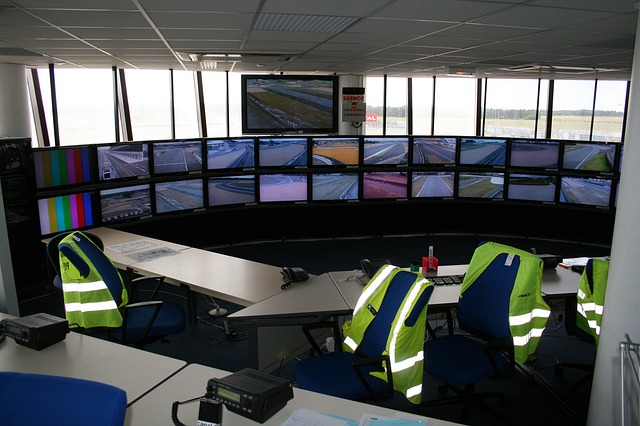 office control room