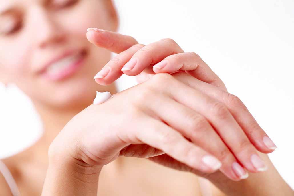 skin moisturized