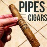 Cigarette or Pipe Tobacco