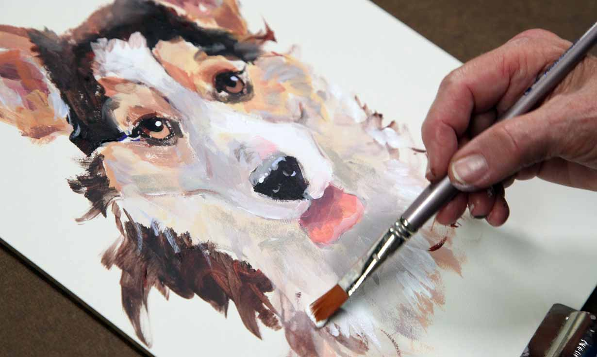 Creating a Pet Portrait