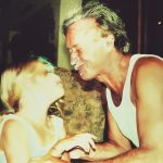 gigi hadid with father
