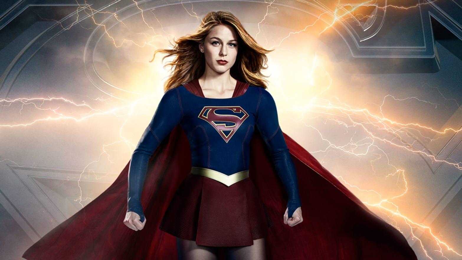 supergirl latest