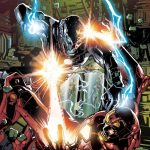 Marvel comic ultron agenda event