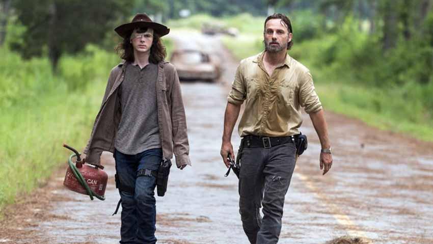 The Walking Dead's