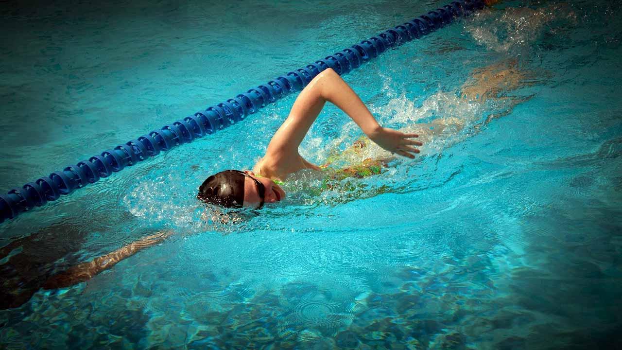 increase swim speed