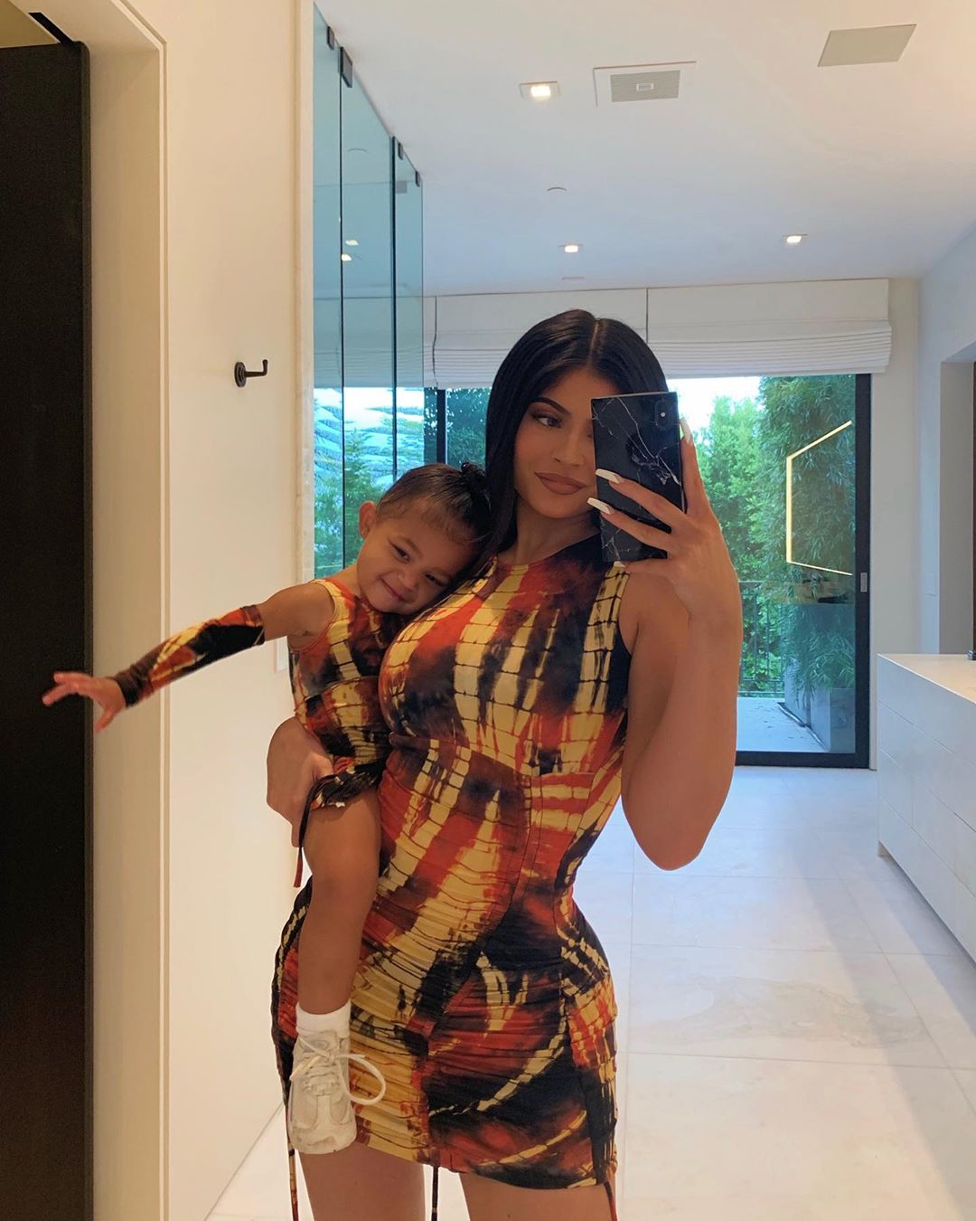 kylie jenner and baby