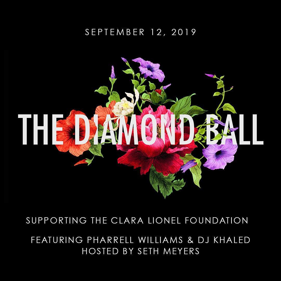 the diamond ball 2019