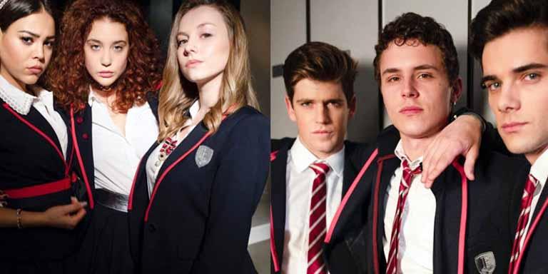 Elite Staffel 2 Cast