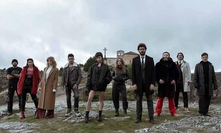 La Casa Da Papel Season 4