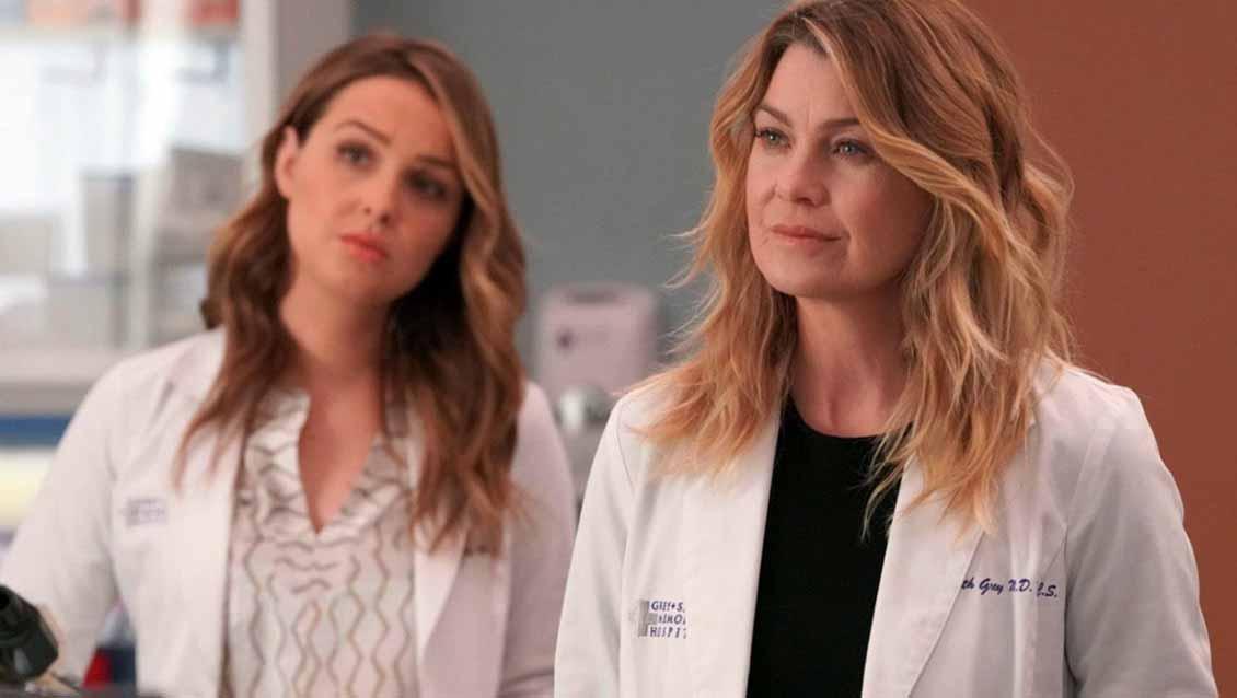 Grey's Anatomy' Season 16