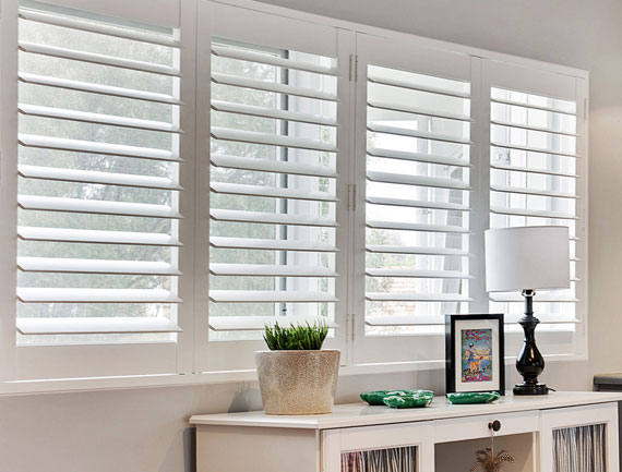 Plantation Shutters Decorating Ideas