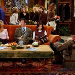 The Friends Central Perk Couch