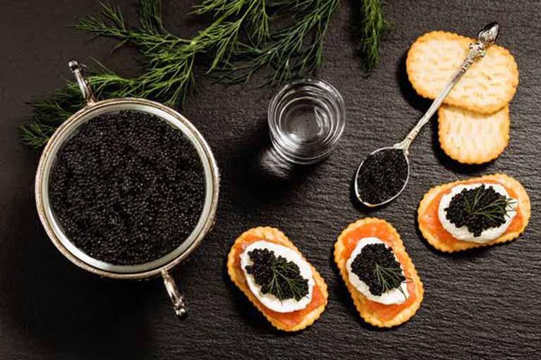 Delicious Caviar