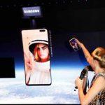 Samsung to Showcase Selfie Type