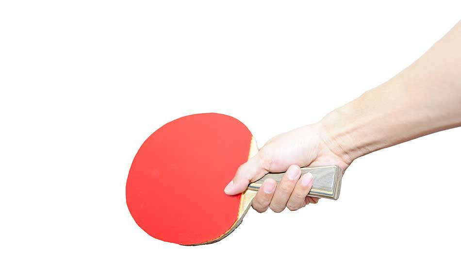 Table Tennis Deep Shakehand