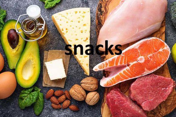 snacks for diabetics.