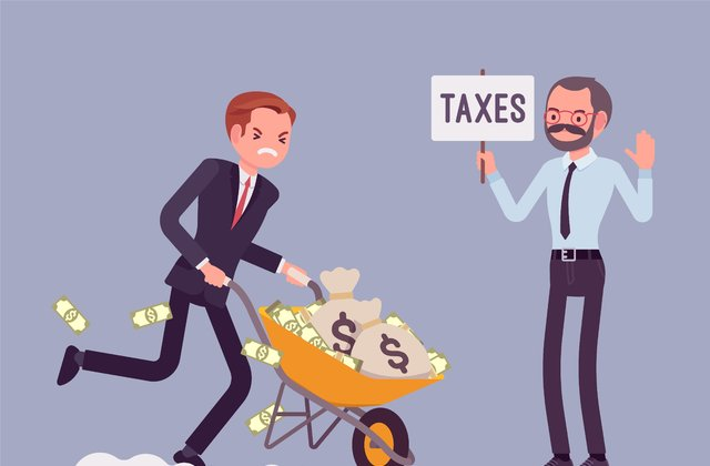 Back-taxes