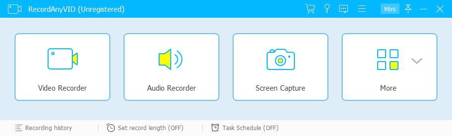 Open Audio Recorder