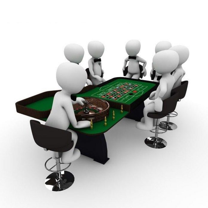 Land Casinos As Well As Online
