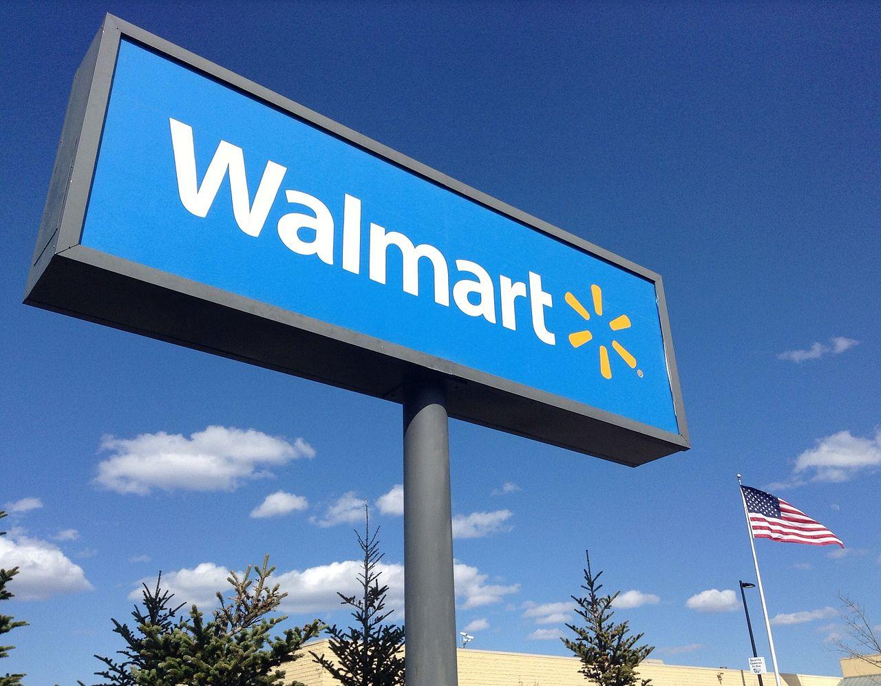 Walmart online