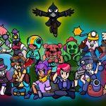 brawl stars characters