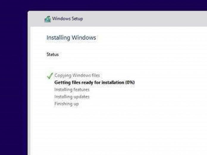 How to fix a stuck windows update