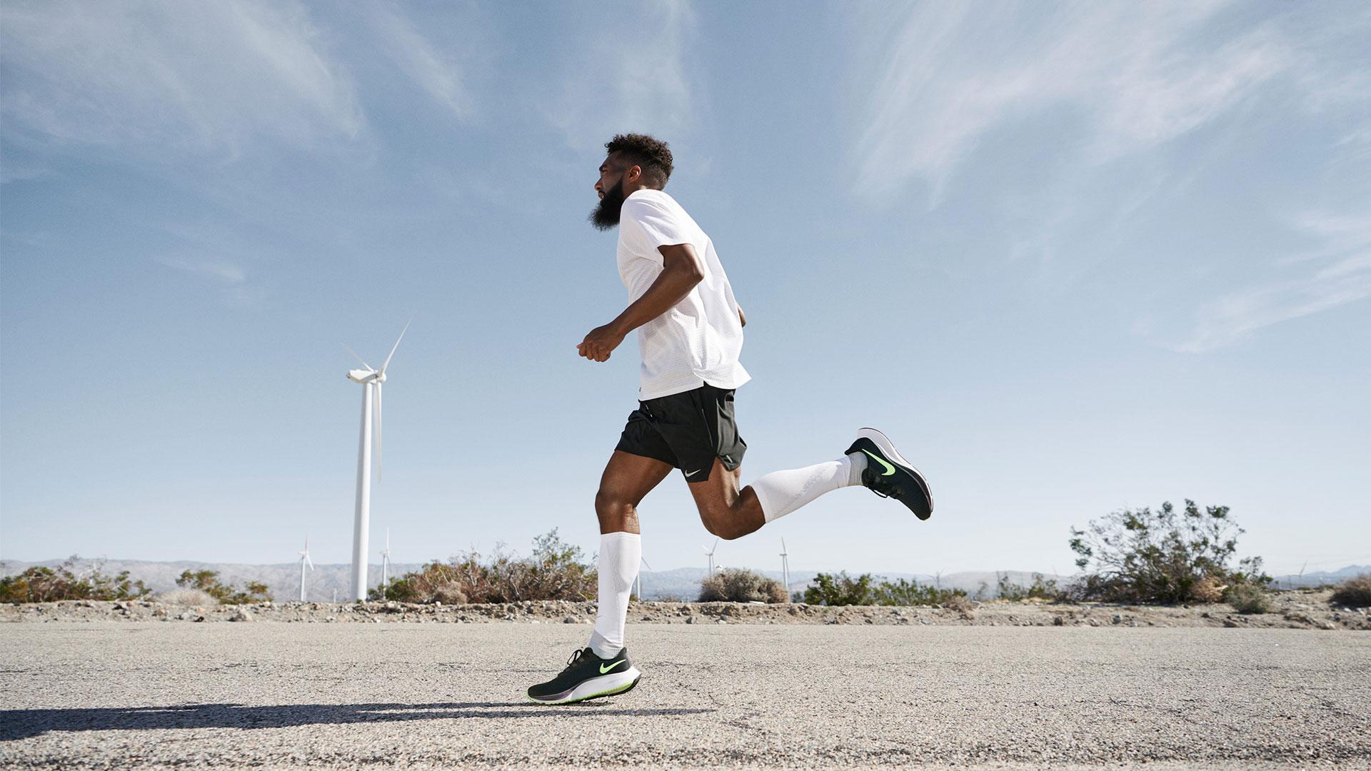 Sneakers for a Beginner Runner