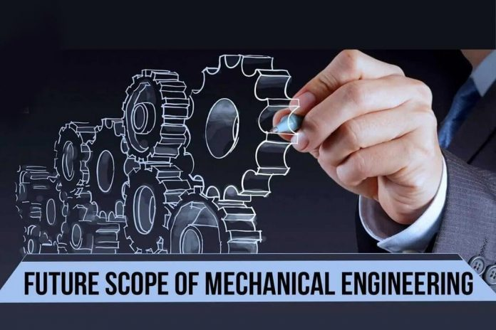 Future Prospects Of B. Tech Mechanical Engineering
