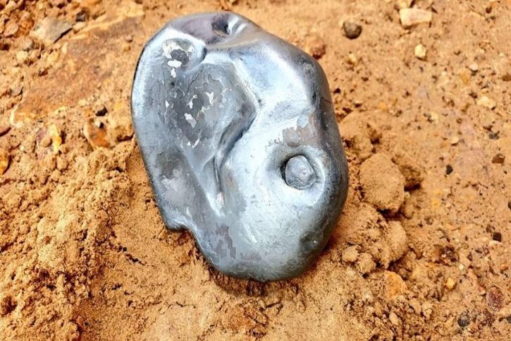 meteorite-like
