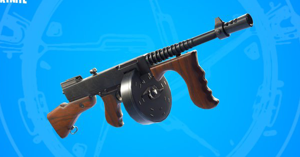 Fortnite: Top 3 Guns of all time