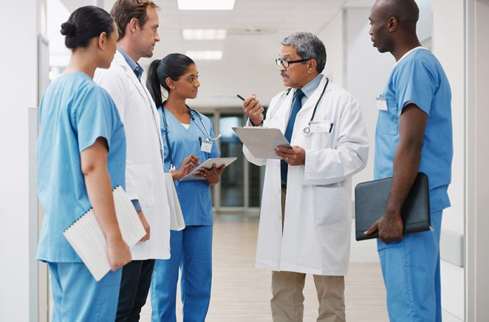 hire a healthcare staffing agency