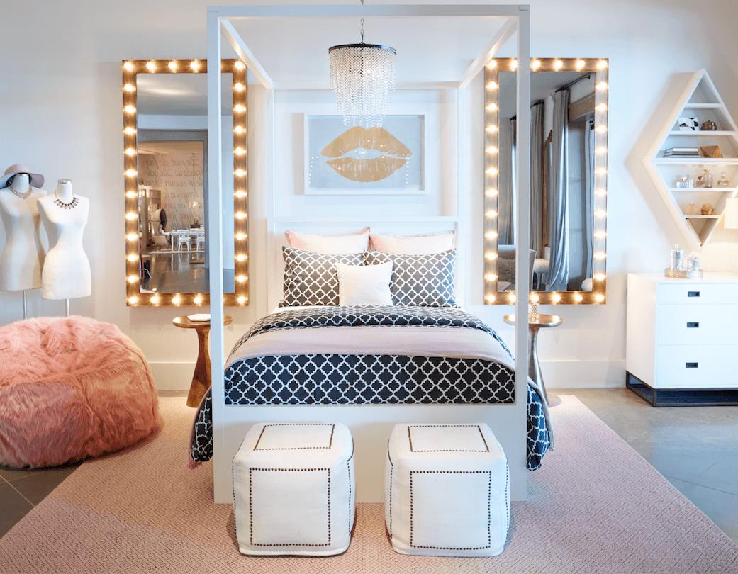 Teenage Bedroom Ideas Home Improvement