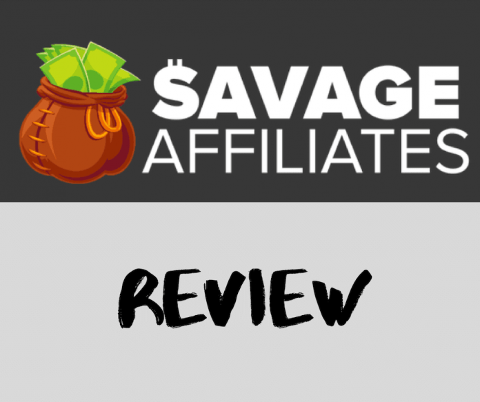 Savage Affiliate Marketing Program