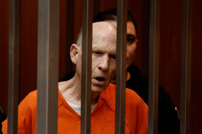 Joseph DeAngelo aka Golden State Killer sentenced to life imprisonment for charges of murders