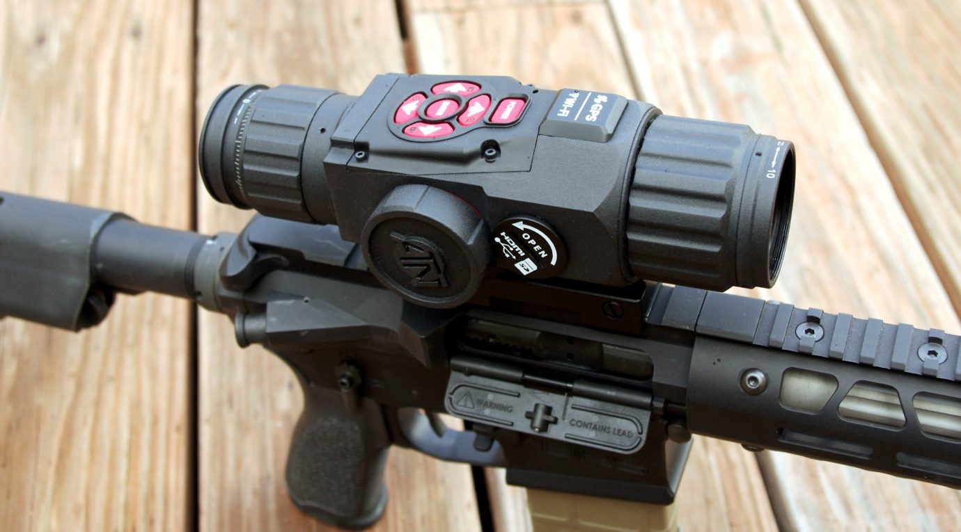 Best Night Vision Scope Under $1000