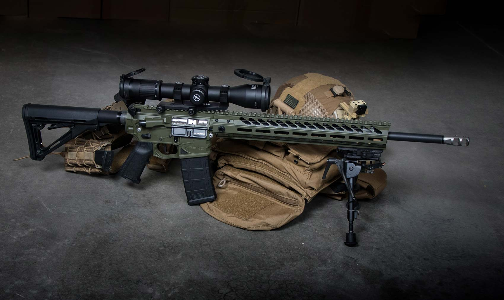 best tactical scopes for ar-10 308 shtf