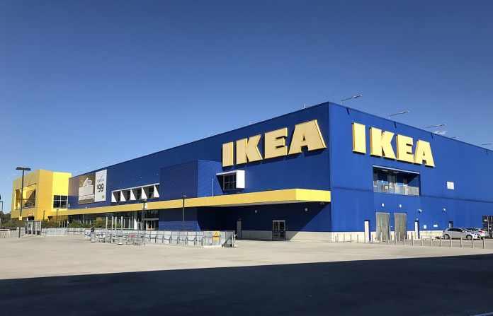 Ikea secondhand furniture venture