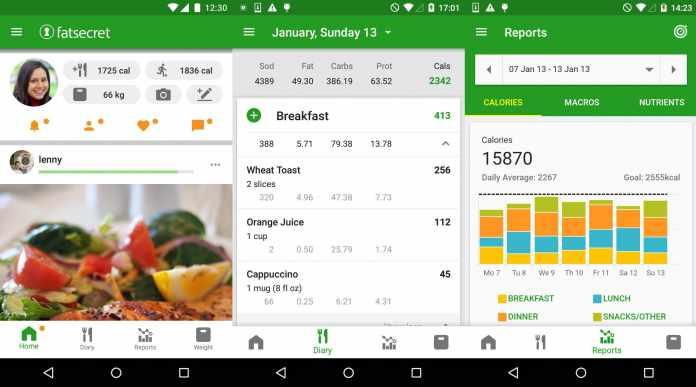 best calorie counter app