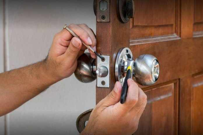 High-Security Door Lock Installation by the Professionals
