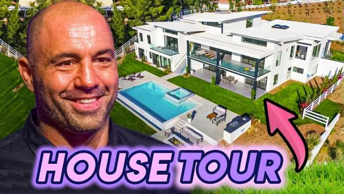 Joe Rogan Austin Mansion Is a Massive Property Worth $14.4 Million