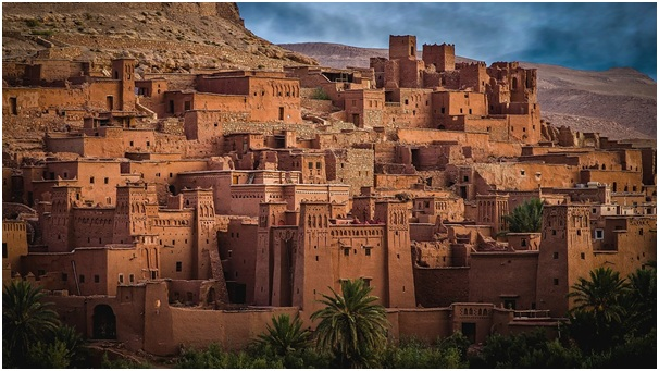The top places to visit In Morocco.