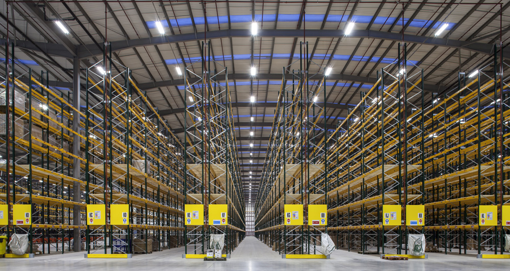Brilliant Ways to Effectively Design Your Warehouse Lighting