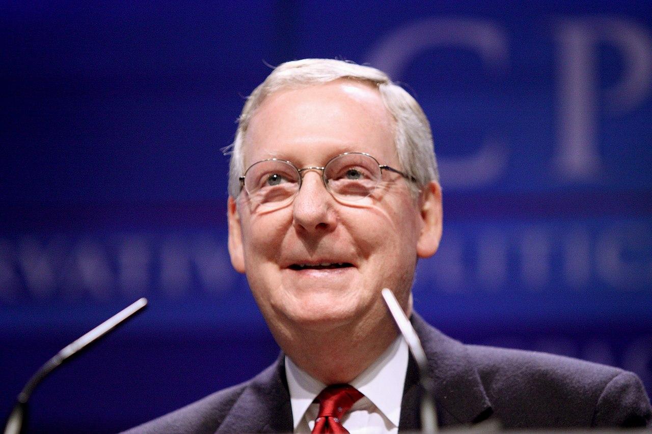 Coronavirus Stimulus Update: Senator McConnell Announces New Relief Bill