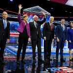 democratic debate live stream