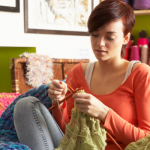Why Millennials Love Knitting